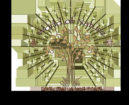 World of Nature Logo